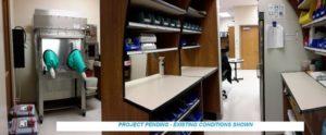 Pharmacy Renovation - USP 797,800 Compliance Southside Virginia Regional Medical Center - Emporia, VA